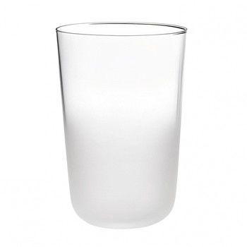 Stelton - Frost Gläser-Set Nr. 1 - klares und gefrostetes Glas/Set aus 2 Gläsern/270ml