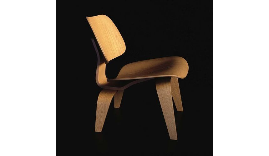 Lcw chaise vitra for Chaise haute vitra