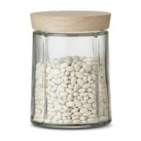 Rosendahl Design Group - Grand Cru Storage Jar Lid Of Oak