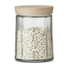 Rosendahl Design - Grand Cru Storage Jar with Oak Lid