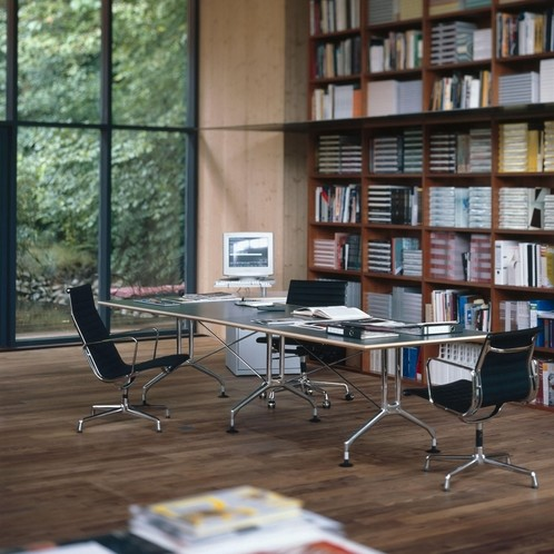 Vitra - Vitra EA 116 Aluminium Chair Bürostuhl