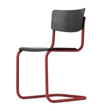 Thonet - S 43 Classics in Colour - Chaise cantilever
