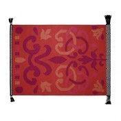 GAN - Kilim Arabesco Teppich  - rot/Größe 2/170x240cm