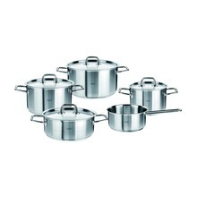 Fissler - Fissler Berlin Cooking Pot Set Of 5