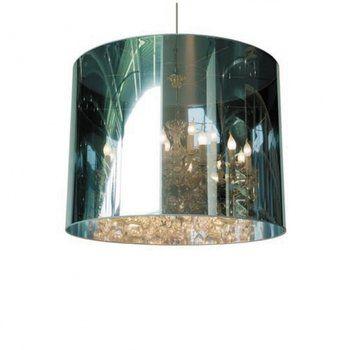 Moooi - Light Shade Shade Pendelleuchte - transparent/Kunststoff/Größe 3/ØxH 95x75cm