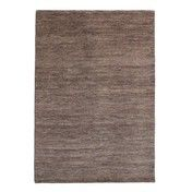 - Natural Chobi Woll-Teppich - braun/200x300cm