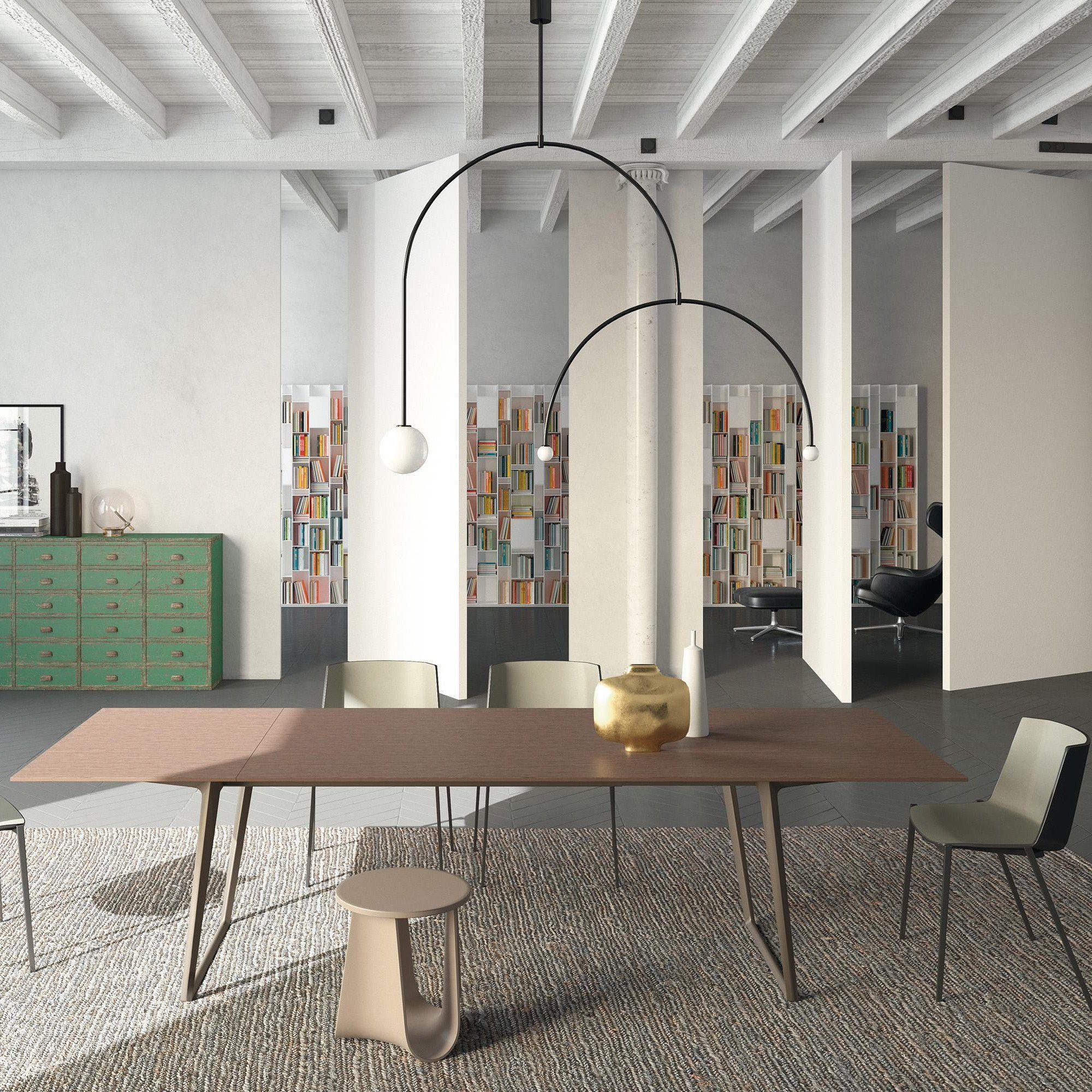 ... MDF Italia   Axy Dining Table ...