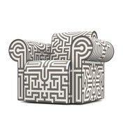 Moooi: Hersteller - Moooi - Moooi Labyrinth Sessel
