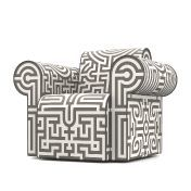 Moooi: Brands - Moooi - Moooi Labyrinth Chair