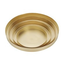 Tom Dixon - Orbit - Set de 4 plateaux