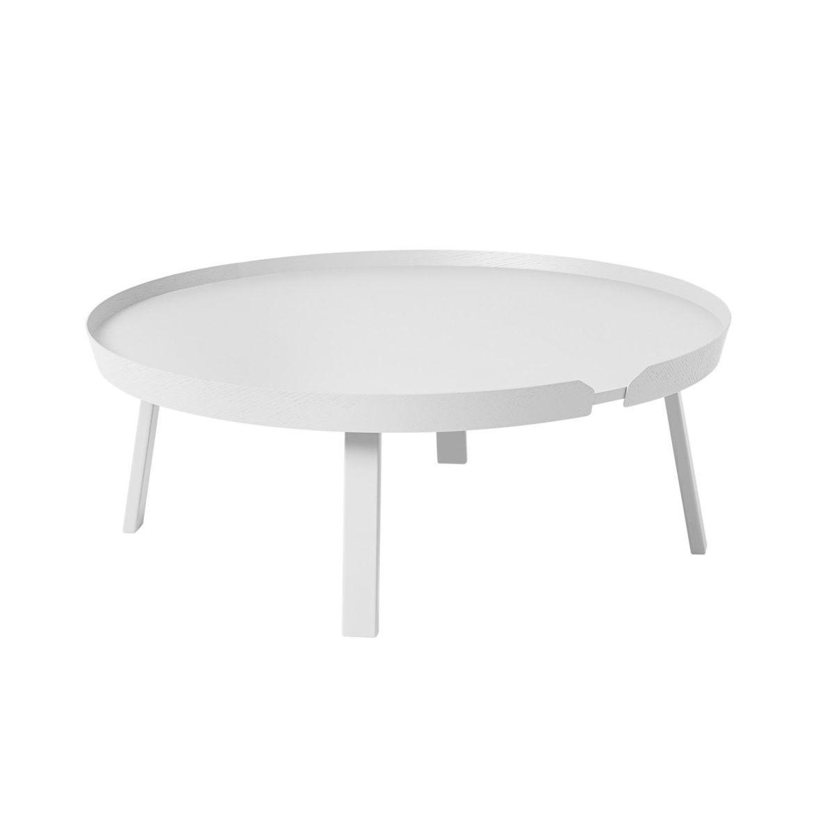 around coffee table xl muuto. Black Bedroom Furniture Sets. Home Design Ideas