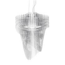 Slamp - Aria Transparent LED Pendelleuchte M