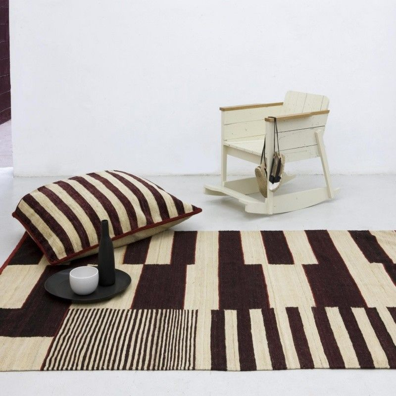 Nanimarquina medina tapis de laine nanimarquina - Nani marquina alfombras ...