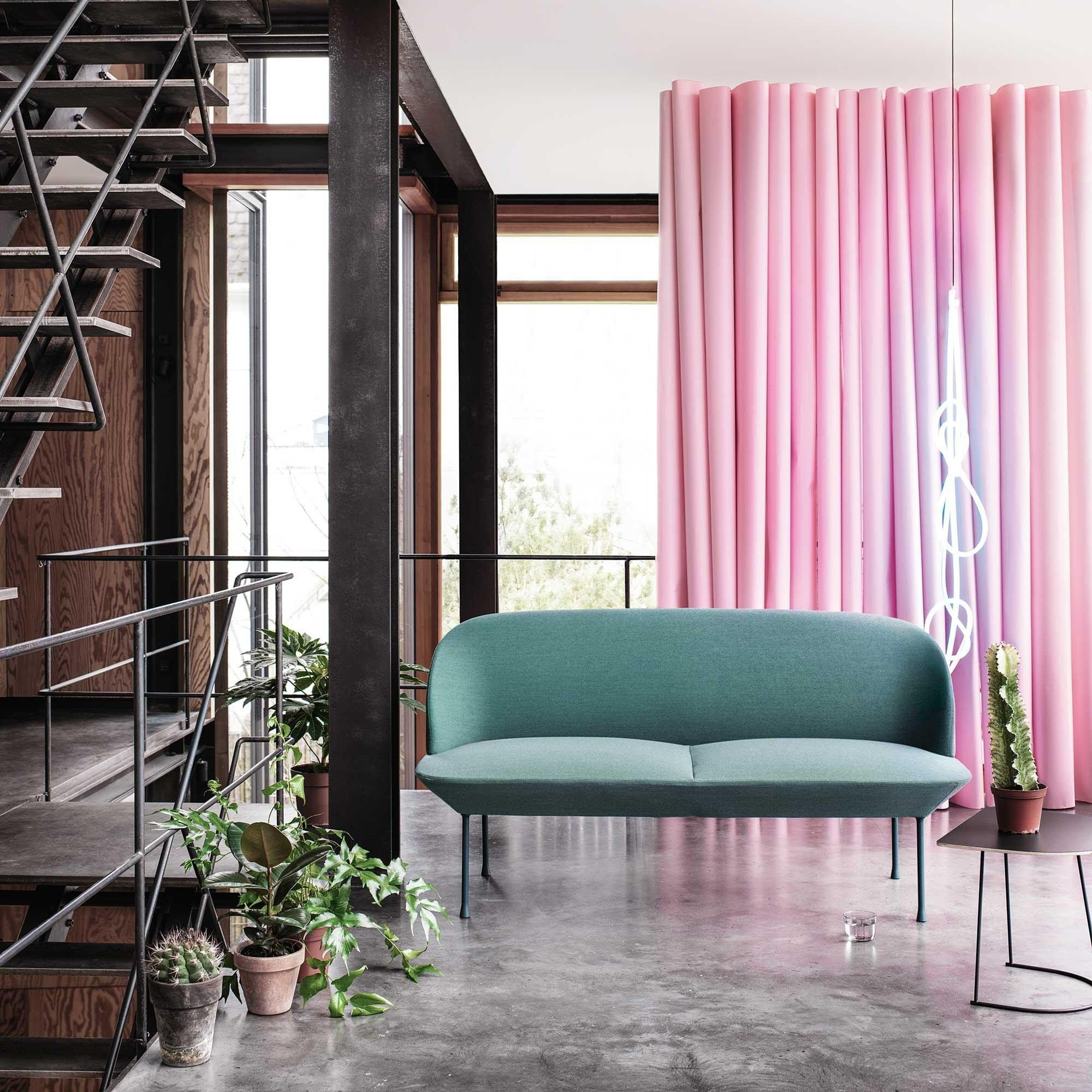 Muuto Oslo 2 Seater Sofa | AmbienteDirect