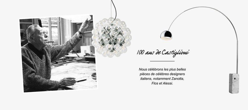 Designer Castiglioni Taraxacum Arco 01 FR