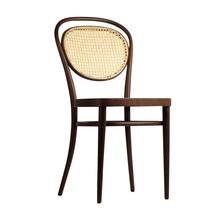 Thonet - Chaise avec clayonnage en roseaux 215 R