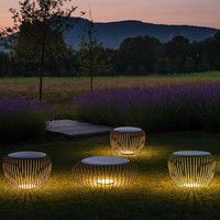Vibia - Meridiano Outdoor LED Wall lamp