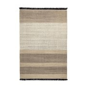 Nanimarquina - Tres Stripes Wool Felt Carpet 170x240cm