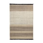Nanimarquina - Tres Stripes Woll-Filz Teppich 170x240cm