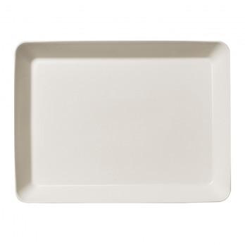 iittala - Teema Kuchenplatte - weiß / 24x32cm