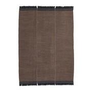 Nanimarquina - Mía Brown - Tapis de laine 200x300cm