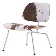 Vitra - LCM Eames - Chaise revêtement peau
