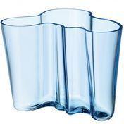iittala - Alvar Aalto Vase 160mm - hellblau