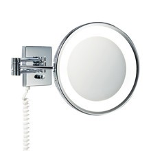 Decor Walther - BS 25 PL/V Wall Mirror Illuminated