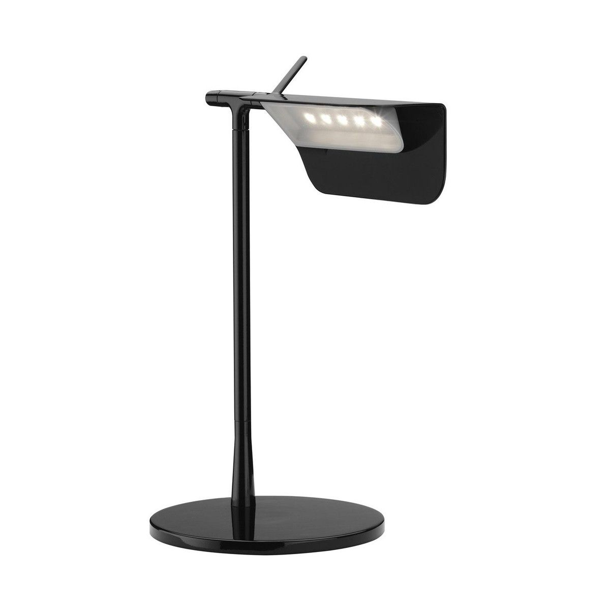 Tab t led table lamp flos for Table design led