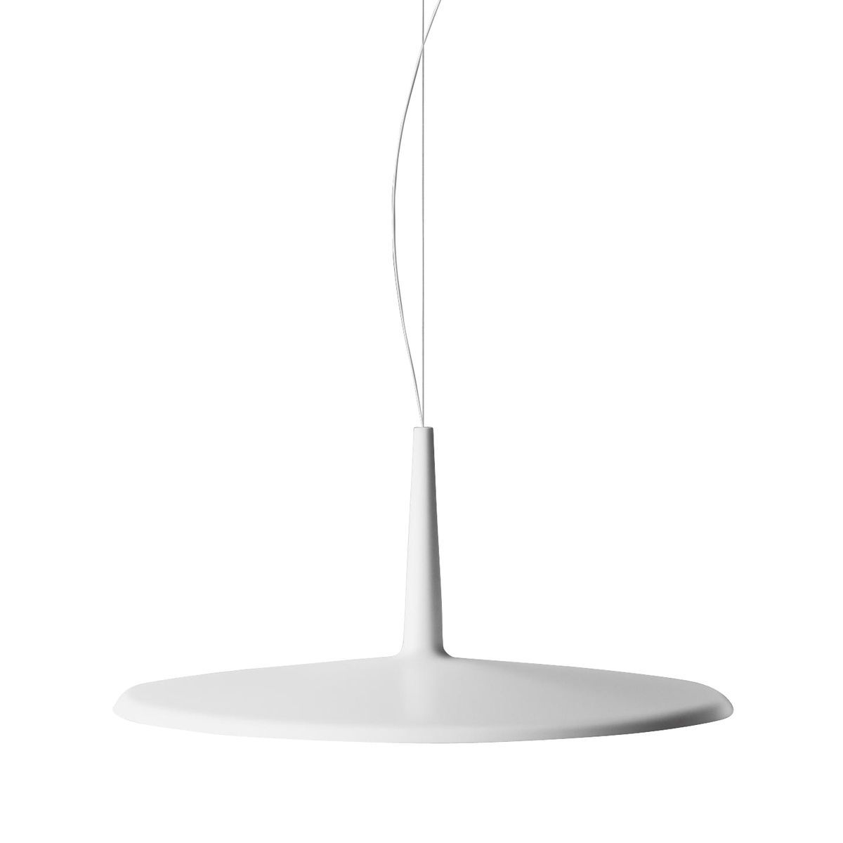 Skan 0270 led suspension lamp vibia for Suspension 4 lampes