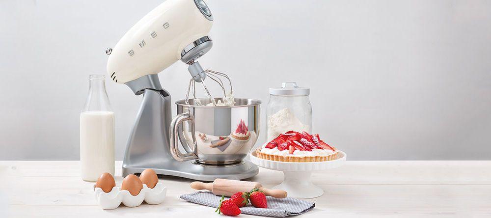 Kategorie Küche Smeg Küchenmaschine