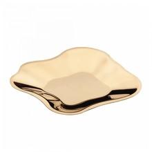 iittala - Tazón oro rosa Alvar Aalto