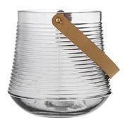 Bloomingville - Laterne Glas Ø 20cm