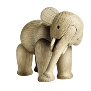 Kay Bojesen Denmark - Wooden Figurine Elephant