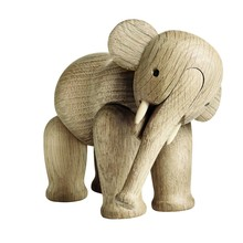 Kay Bojesen Denmark - Figura de madera elefante