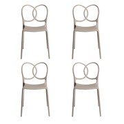 Driade - Sissi Garden Chair Set Of 4