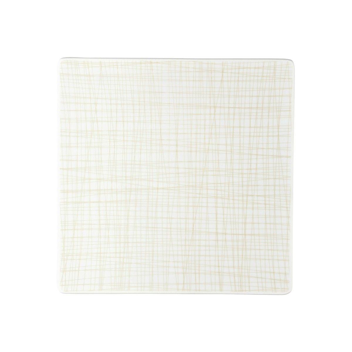 rosenthal mesh line plate 31x31cm rosenthal. Black Bedroom Furniture Sets. Home Design Ideas