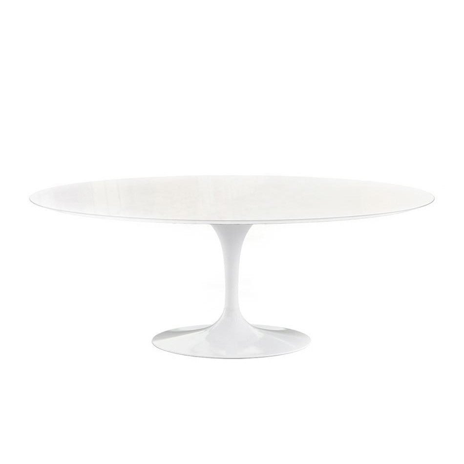 Saarinen table oval outdoor