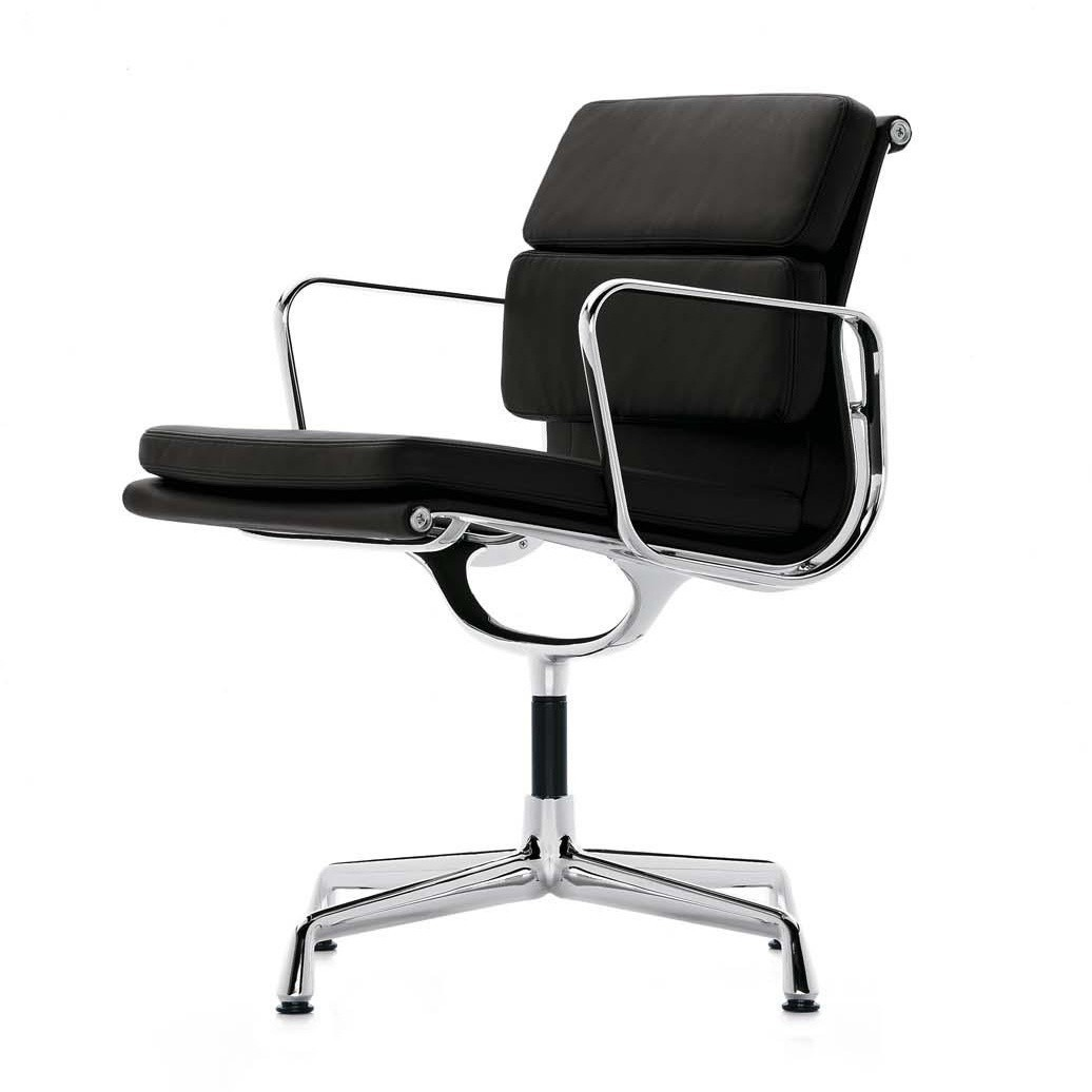 Office chair eames Chair Replica Vitra Ea 208 Soft Pad Eames Alu Chair Office Chair Leather Design Within Reach Vitra Ea 208 Soft Pad Eames Alu Chair Office Chair Ambientedirect