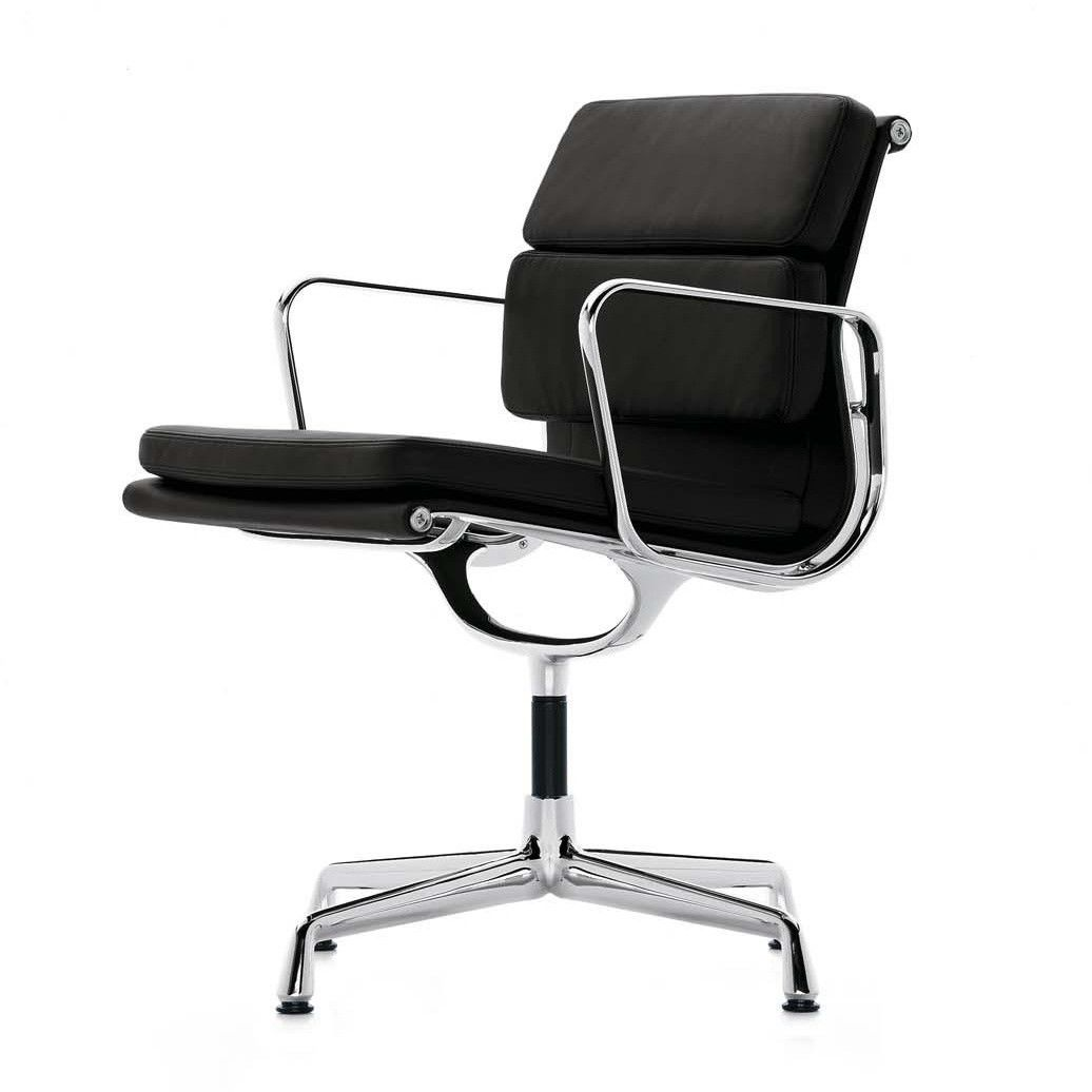 Bürostuhl eames  EA 208 Soft Pad Eames Alu Chair Office Chair | Vitra ...