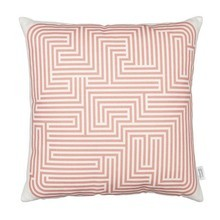 Vitra - Graphic Print Pillow Maze Kissen