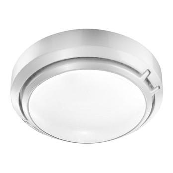 Luceplan - Metropoli D20/27P Halogenleuchte  - weiß/Aluminium/Schirm opal