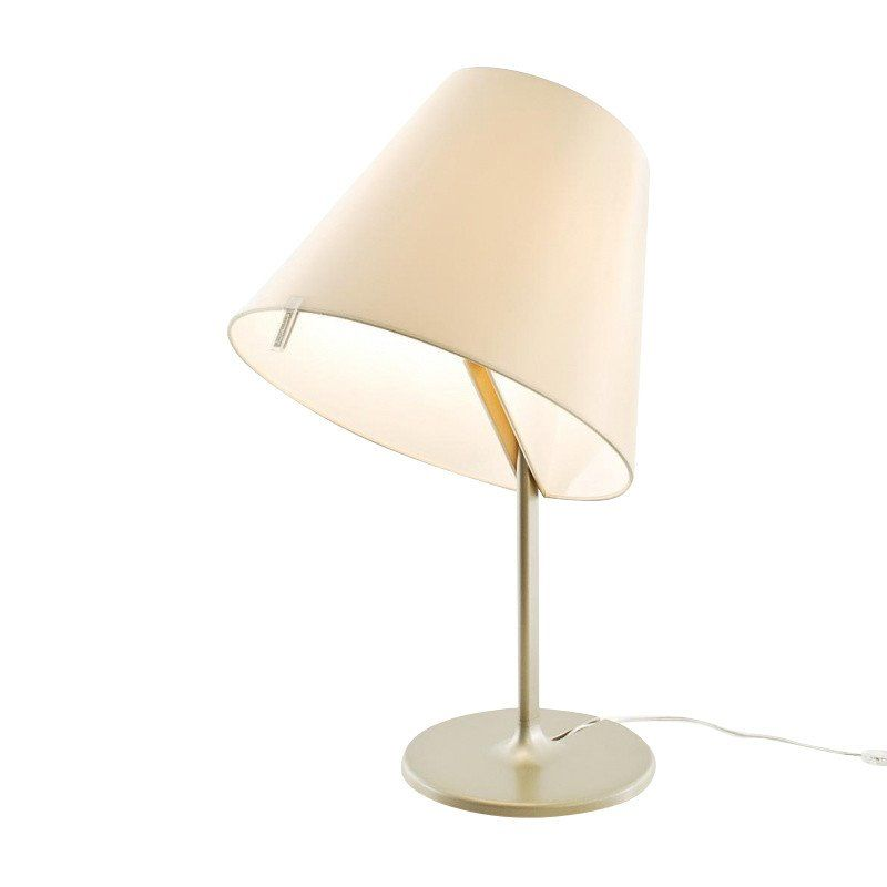Artemide melampo tavolo table lamp structure