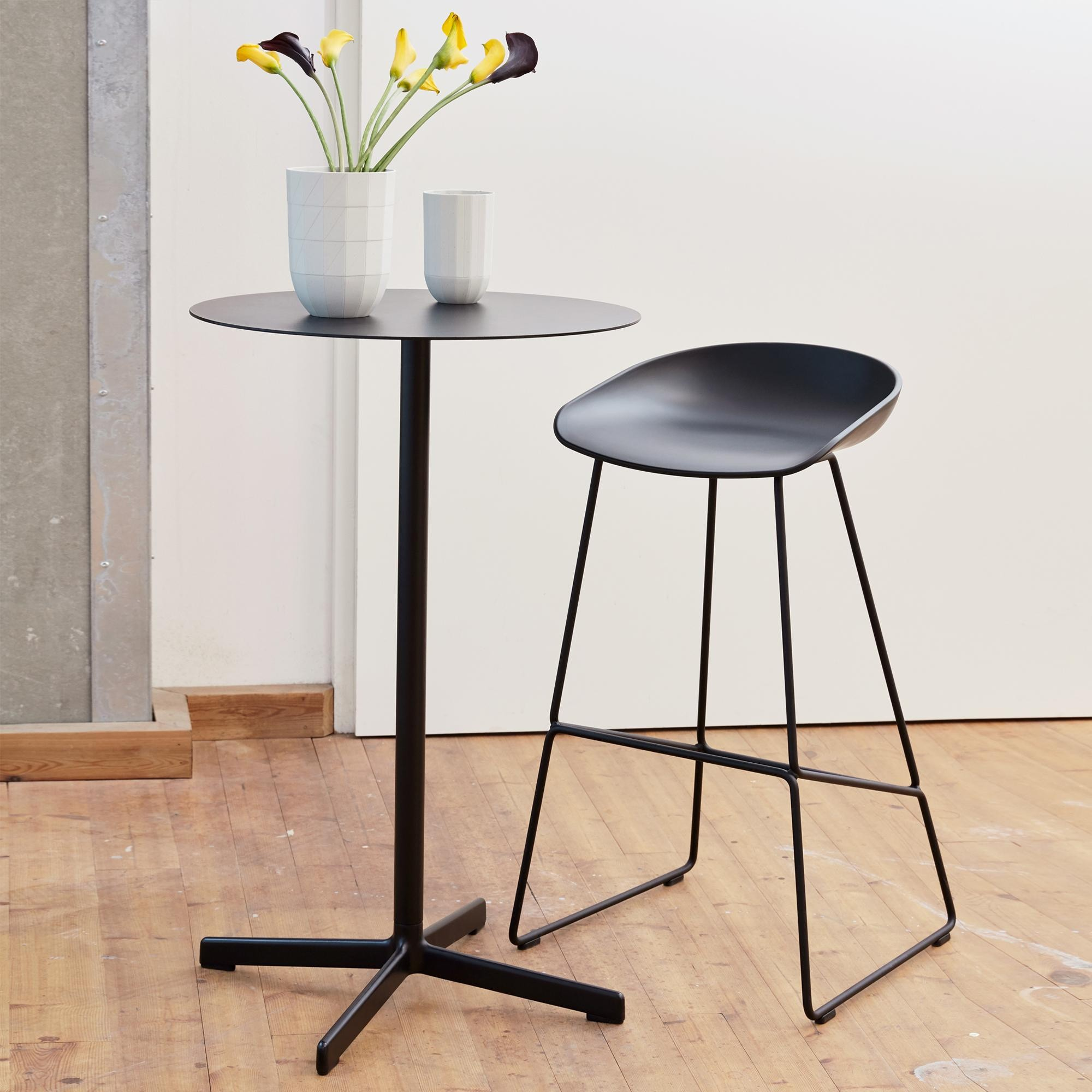 hay neu tisch hoch 60cm ambientedirect. Black Bedroom Furniture Sets. Home Design Ideas