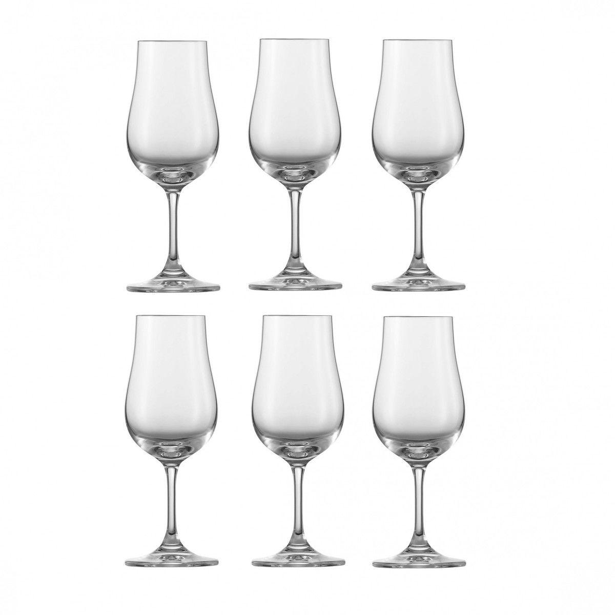 bar special whisky nosing glass set of   schott zwiesel  - schott zwiesel  bar special whisky nosing glass set of  transparentml