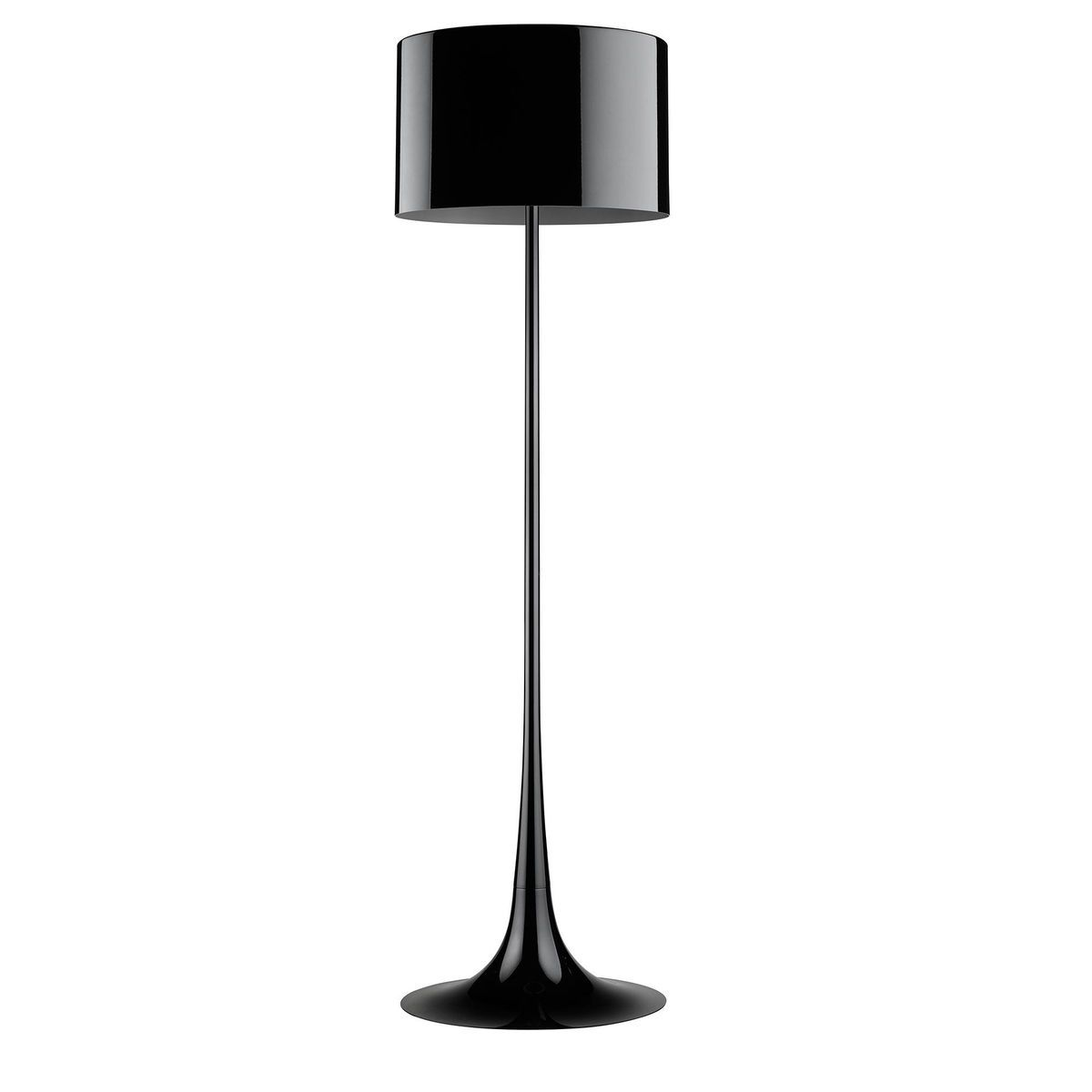 spun light f floor lamp flos. Black Bedroom Furniture Sets. Home Design Ideas