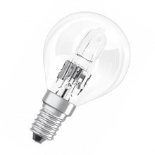 QualityLight - HALO E14 DROP CLEAR 28W ES