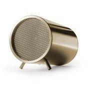 LEFF Amsterdam - LEFF Tube Bluetooth Lautsprecher - messing/Ø 5cm