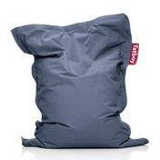 Fatboy - Fatboy Junior Stonewashed Sitzsack - blau/130x100cm