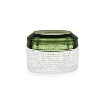 Normann Copenhagen - Brilliant Box klein - dunkelgrün/LxB: 8.6x8.6cm